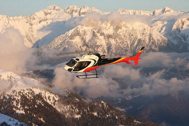 Elicottero Lecco : Noleggio e servizi in elicottero elimast