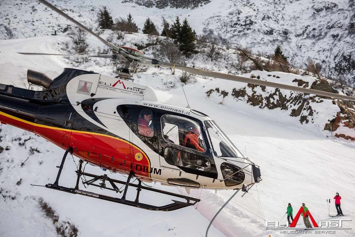 Elicottero Puma : La nostra flotta di elicotteri elimast servizi in elicottero