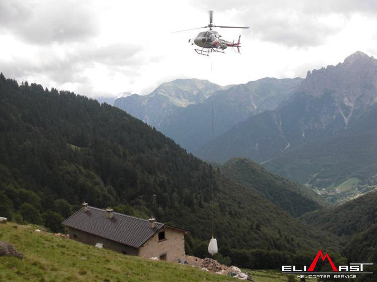 Elicottero 007 : Elicotteri per trasporto merci e carichi appesi elimast servizi in