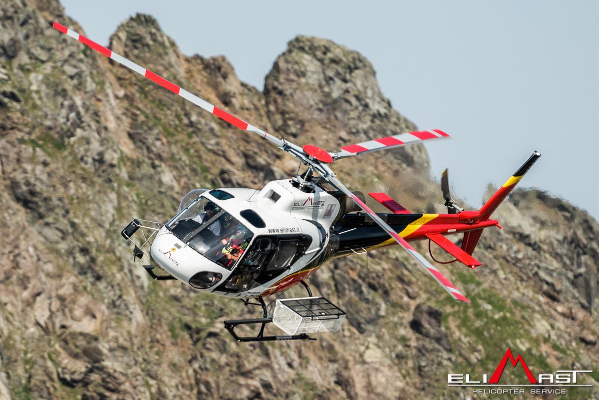 Elicottero 8 Posti : Voli turistici in elicottero elimast servizi